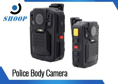 Wireless Shoulder Police Officers Wear Body Cameras With Password Protection