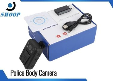 1296p HD Police Law Enforcement Body Camera 3500mAh Battery With 2 Inch TFT - LCD